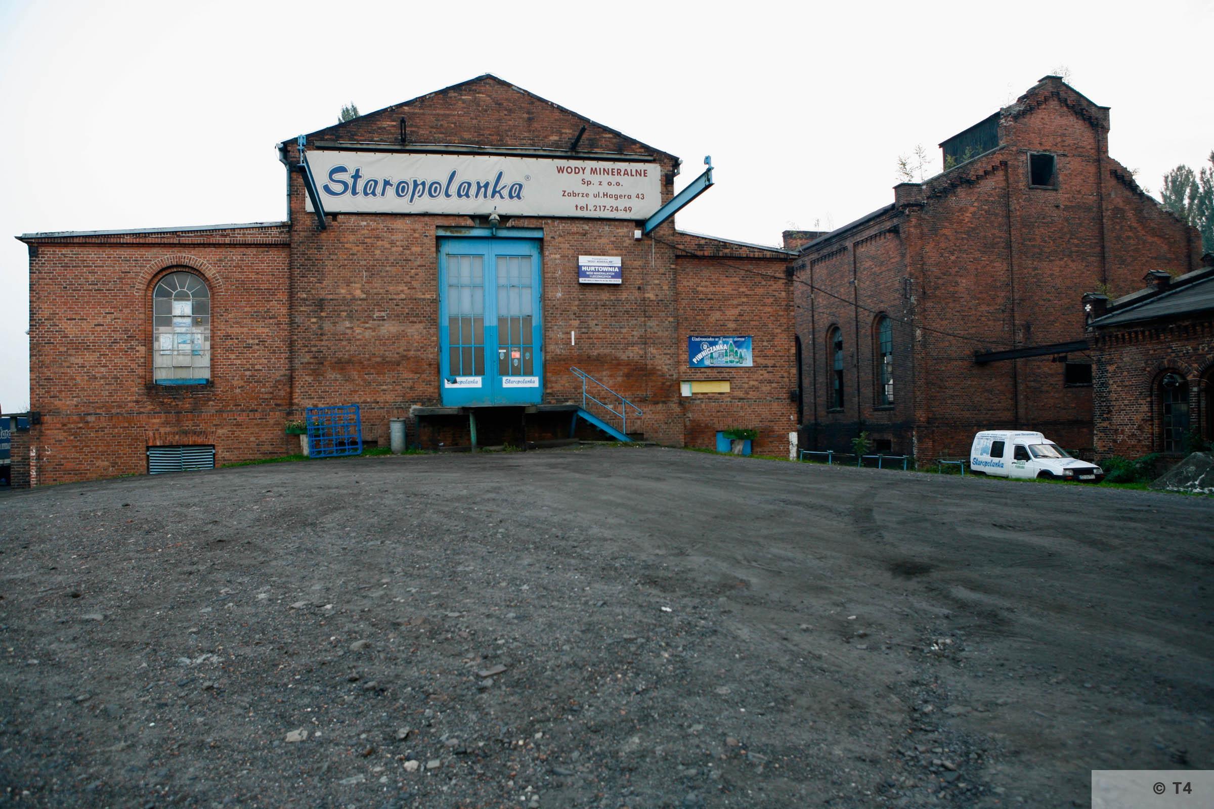 Former Concordia mine. 2006 T4 1592