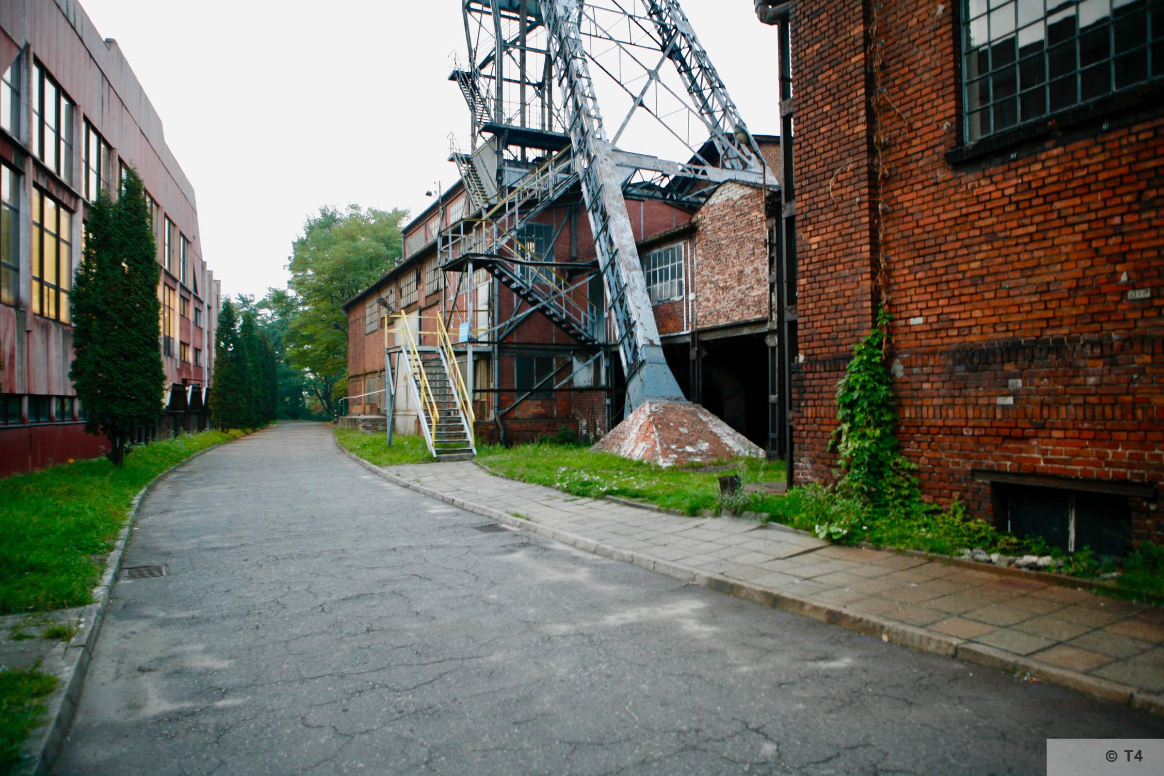Former Concordia mine. 2006 T4 1609