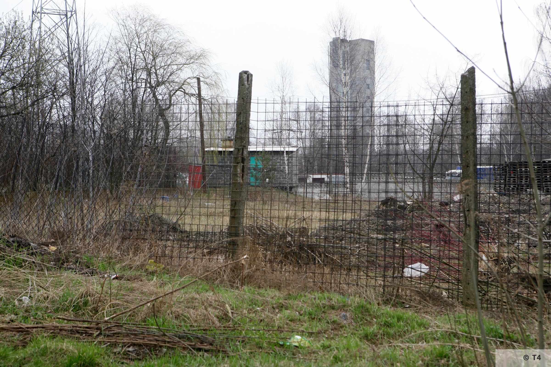 Former Dachsgrube mine. 2007 T4 6229