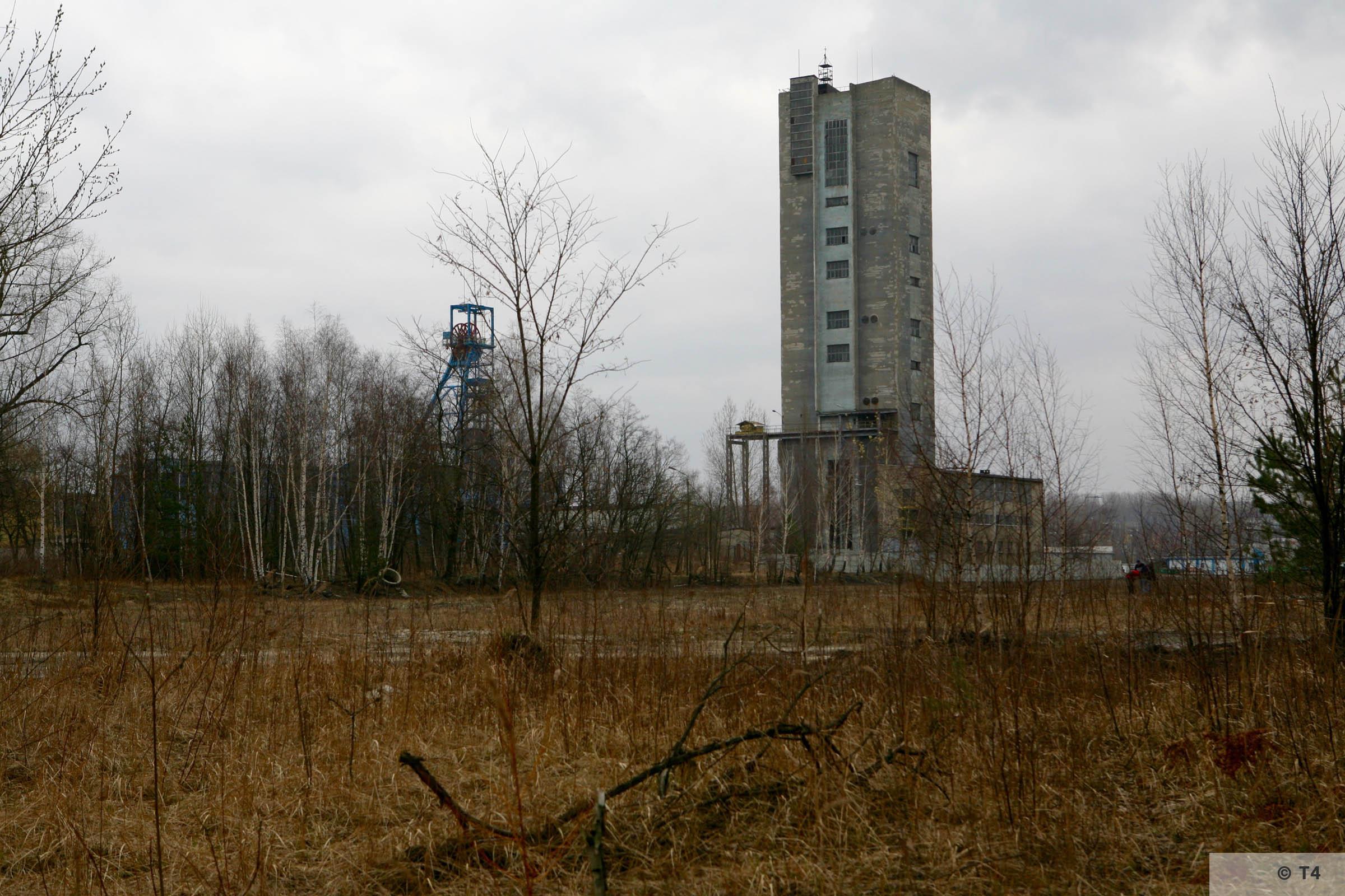 Former Dachsgrube mine. 2007 T4 6257