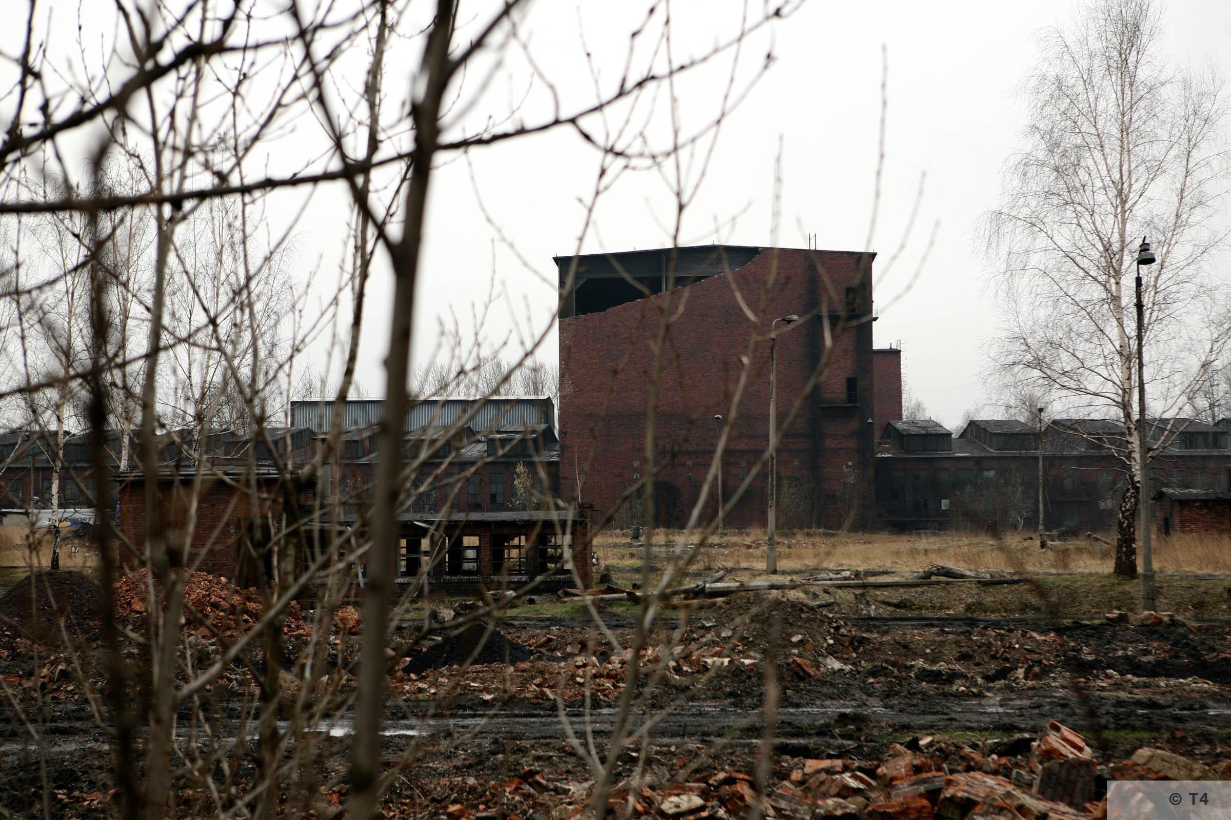 Former Deutsche Garusswerke 2007 T4 5041