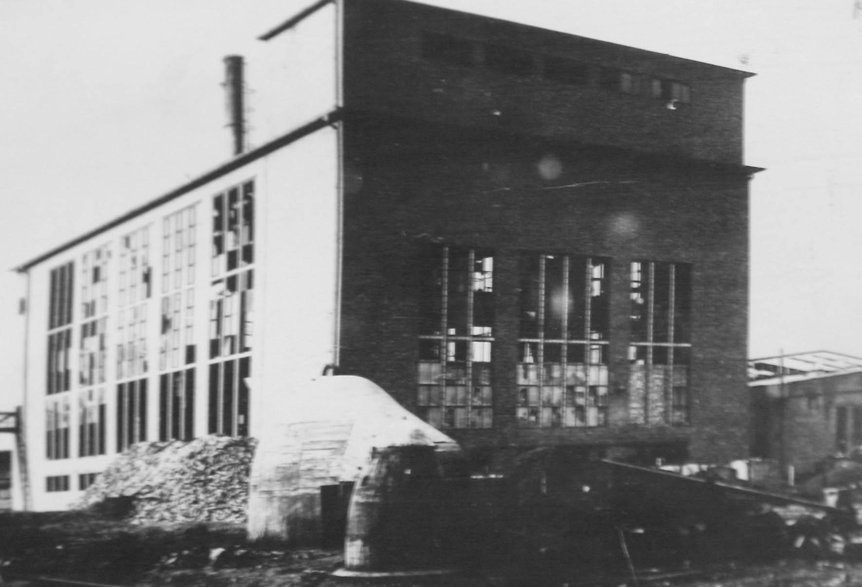 Former Deutsche Garusswerke immediately post war 5449