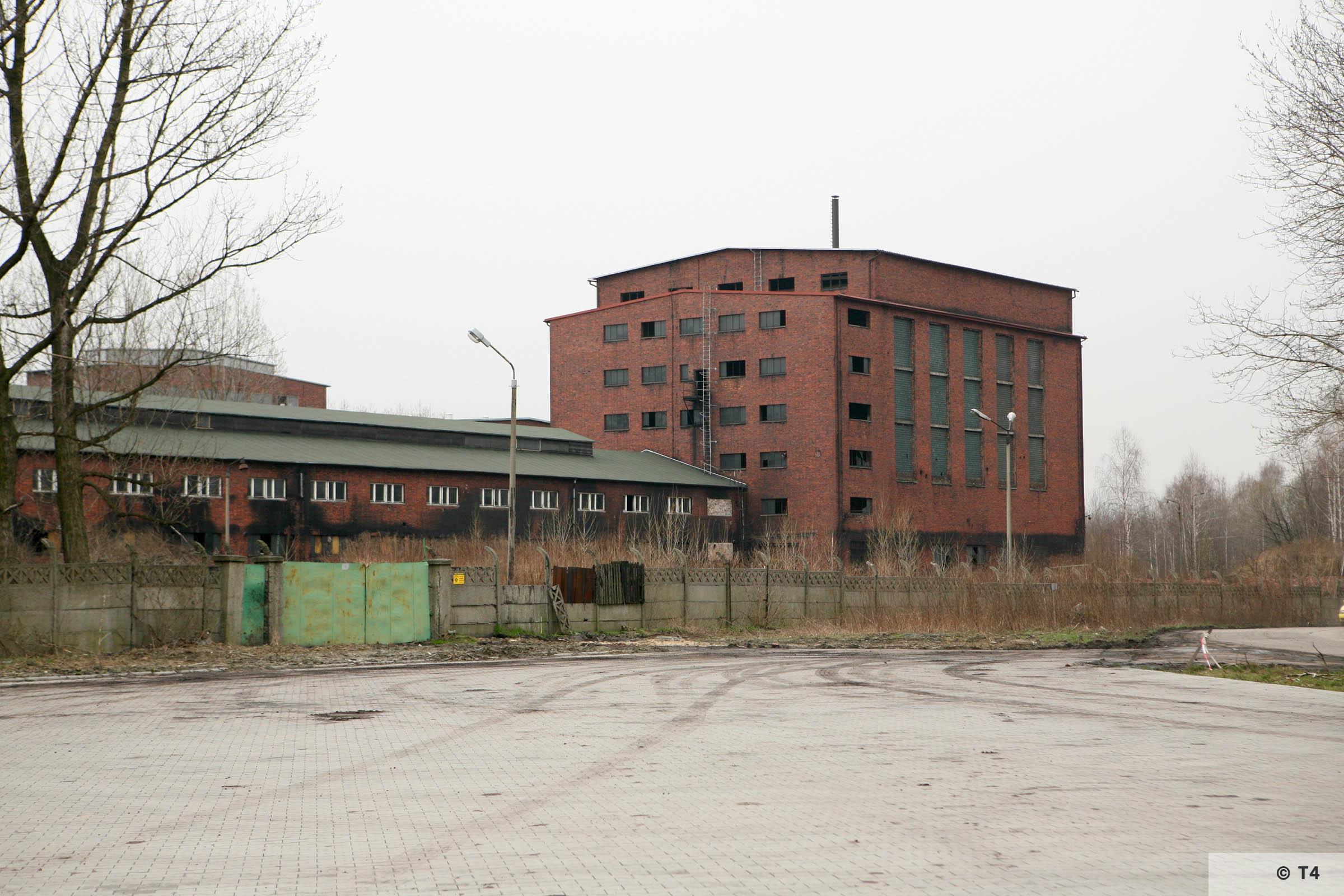 Former Deutsche Garusswerke. 2007 T4 5058