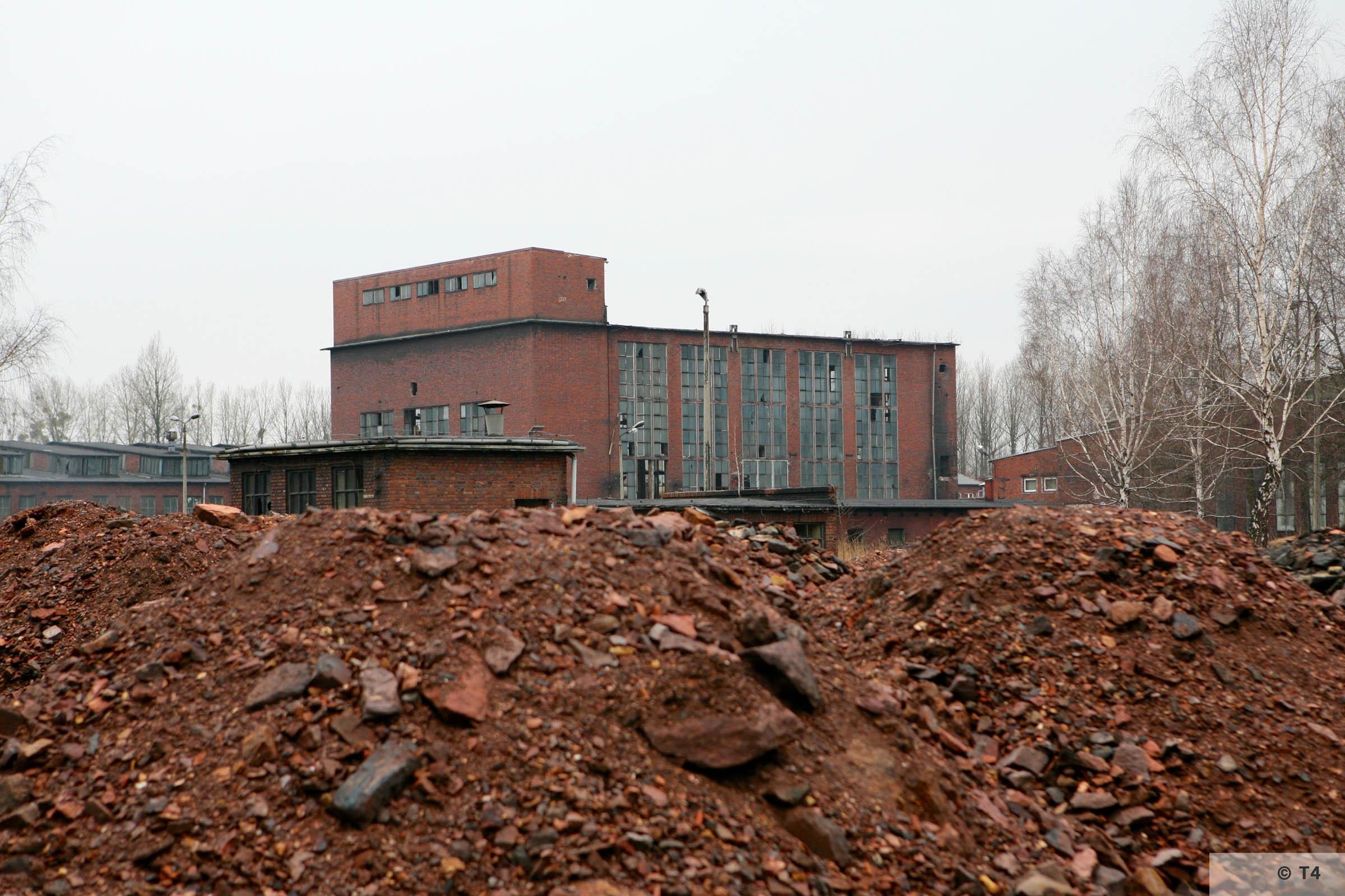 Former Deutsche Garusswerke. 2007 T4 5193