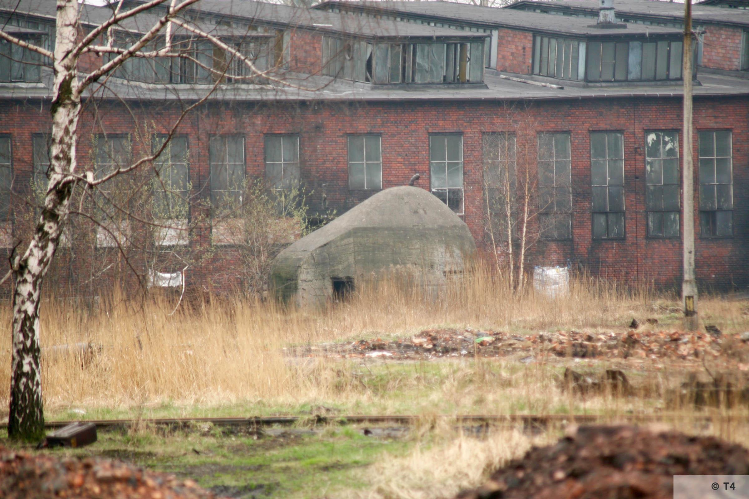 Former Deutsche Garusswerke. 2007 T4 5206