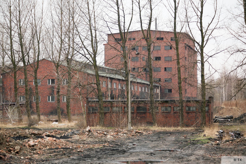 Former Deutsche Garusswerke. 2007 T4 5214