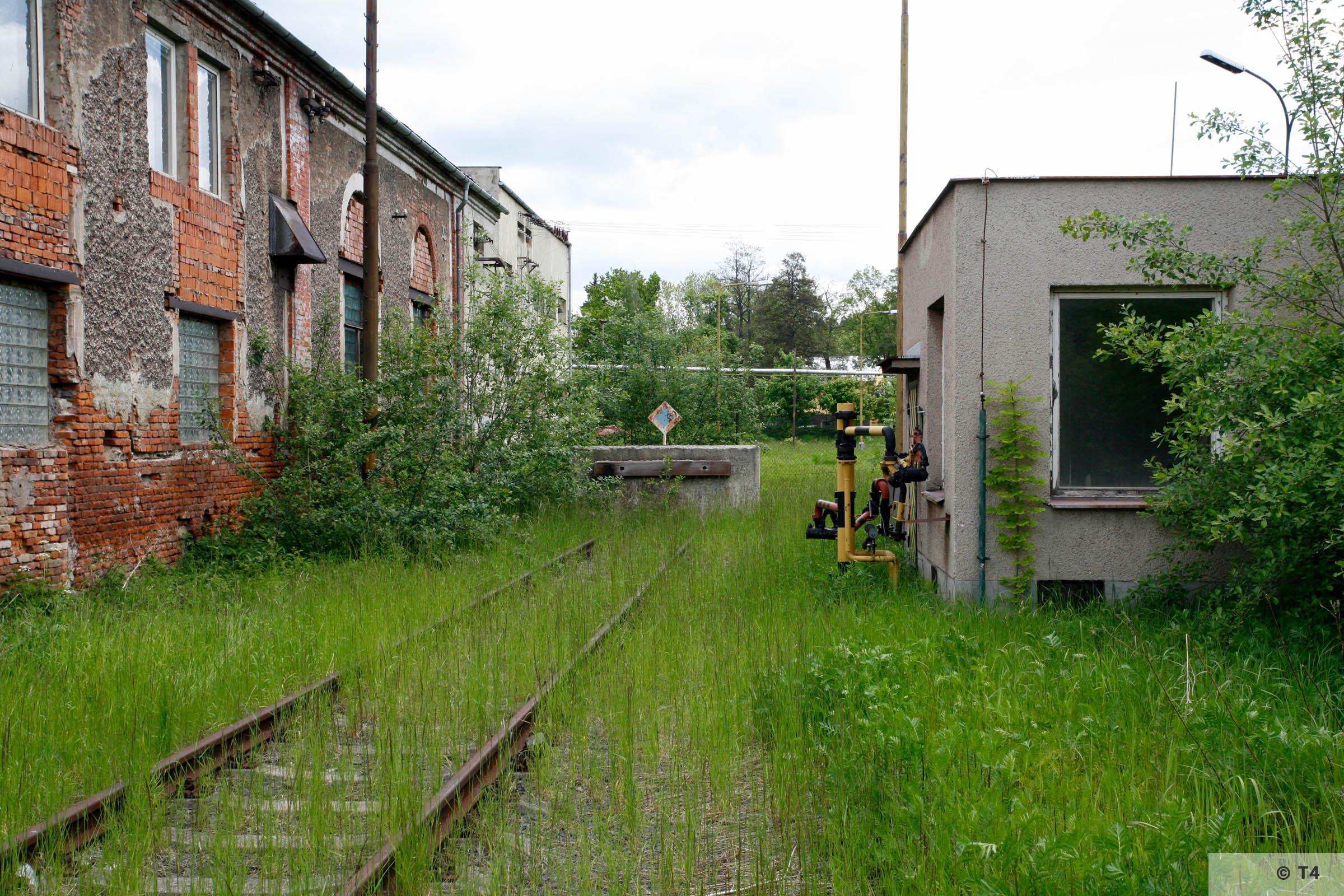 Former G.A Buhl und Sohn factory. 2005 T4 5701
