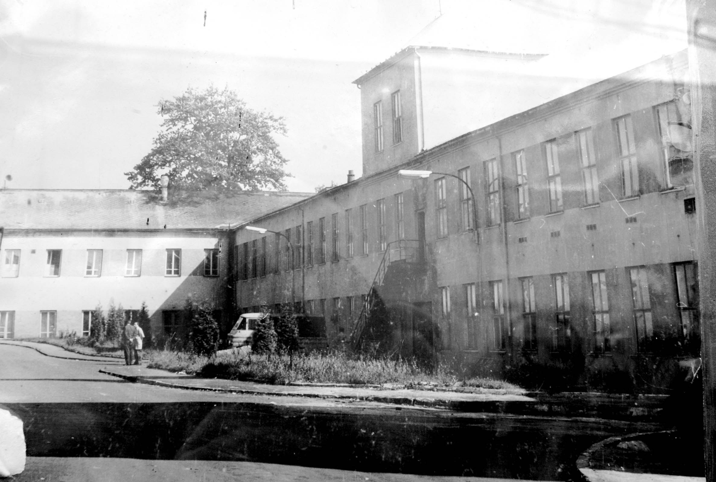Former G.A Buhl und Sohn factory. Probably 1960s 5685