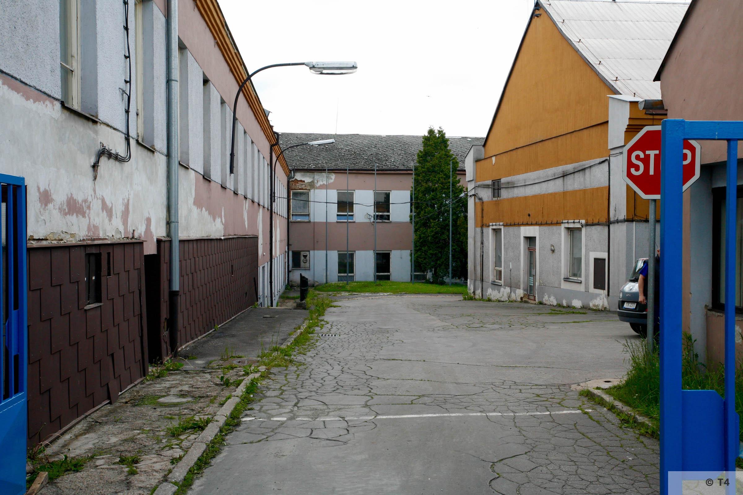 Former G.A Buhl und Sohn factory. 2005 T4 5683