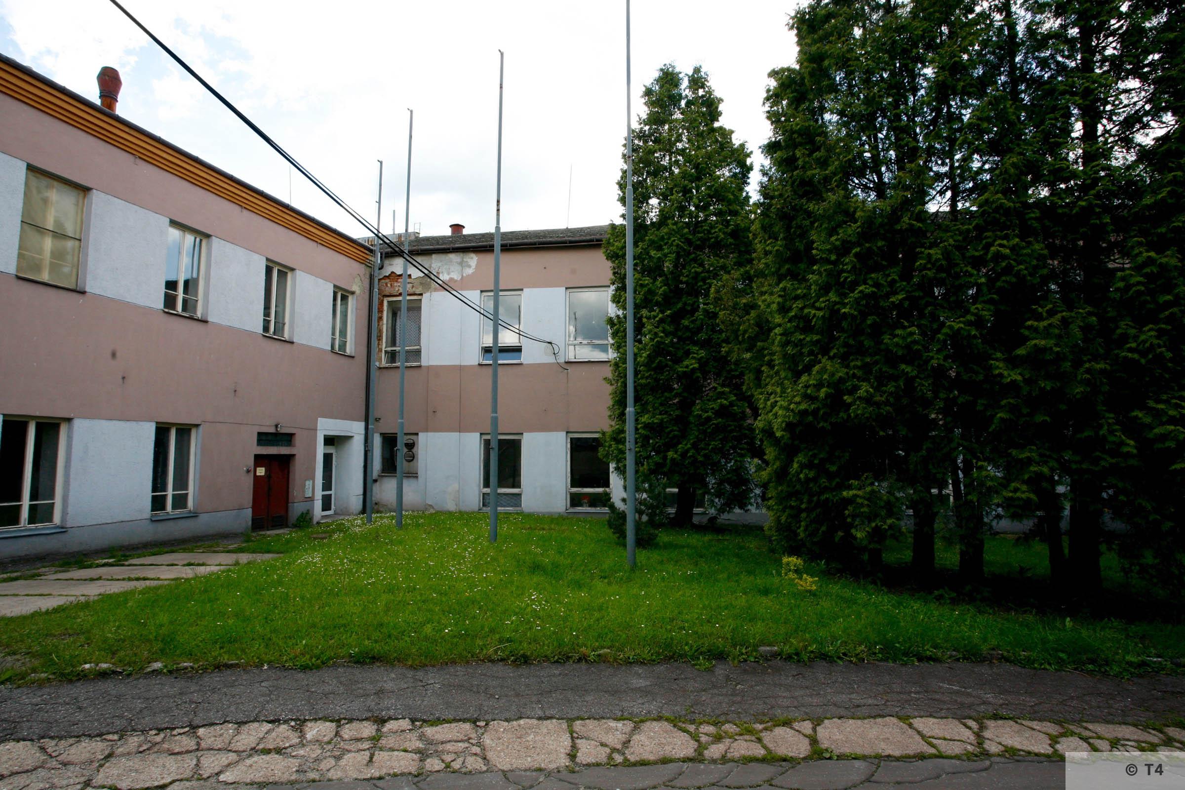 Former G.A Buhl und Sohn factory. 2005 T4 5690