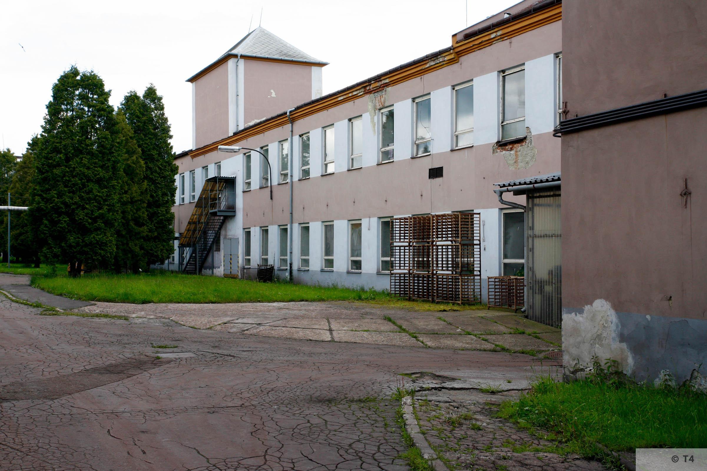 Former G.A Buhl und Sohn factory. 2005 T4 5693