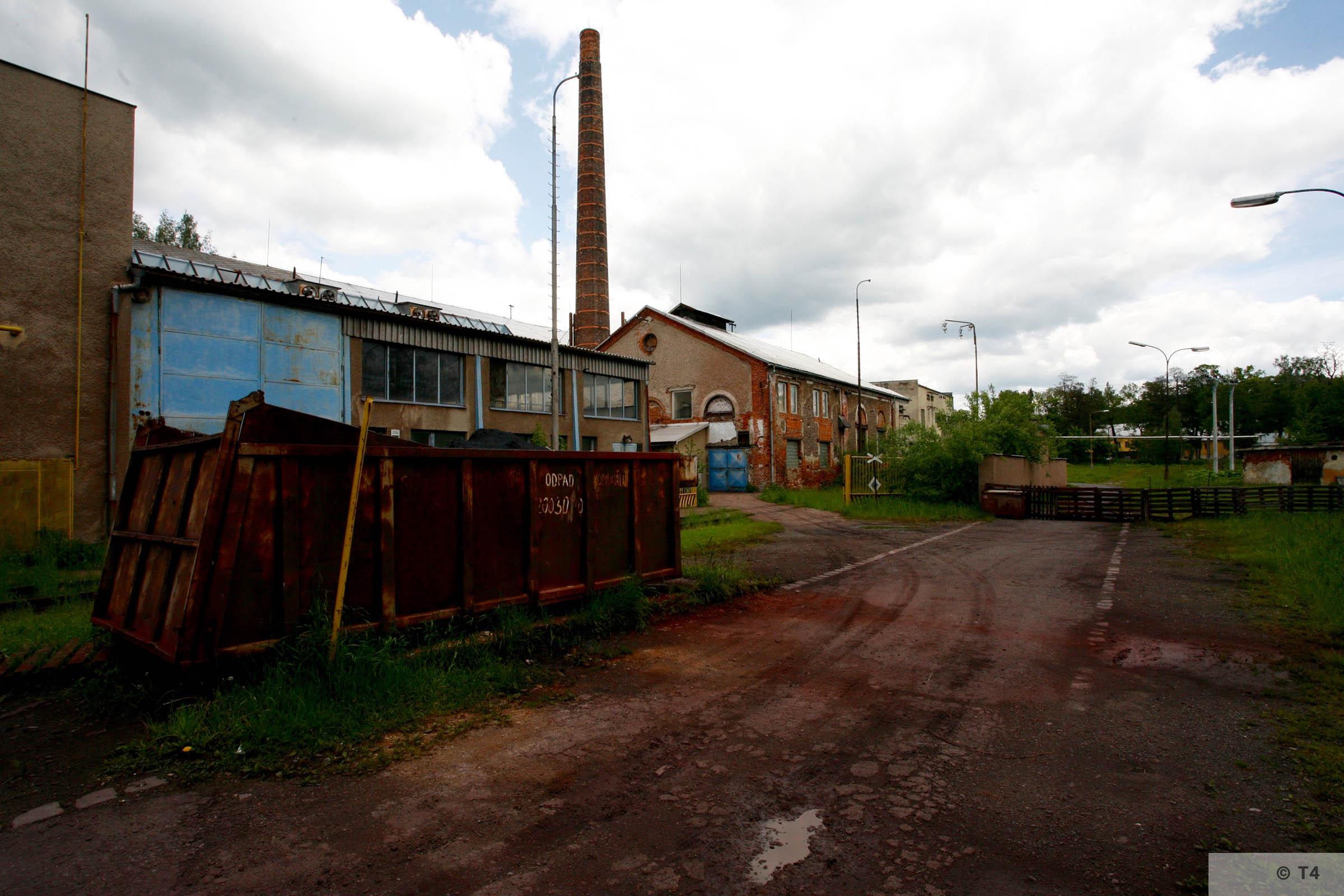 Former G.A Buhl und Sohn factory. 2005 T4 5695