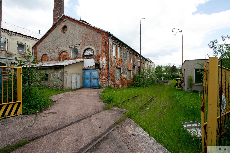 Former G.A Buhl und Sohn factory. 2005 T4 5699