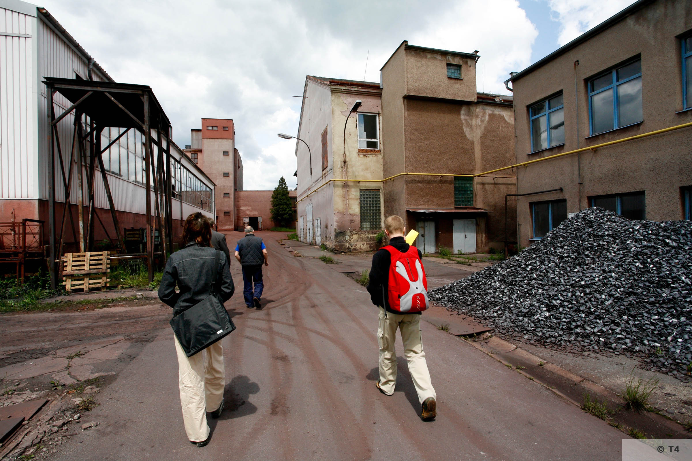 Former G.A Buhl und Sohn factory. 2005 T4 5704