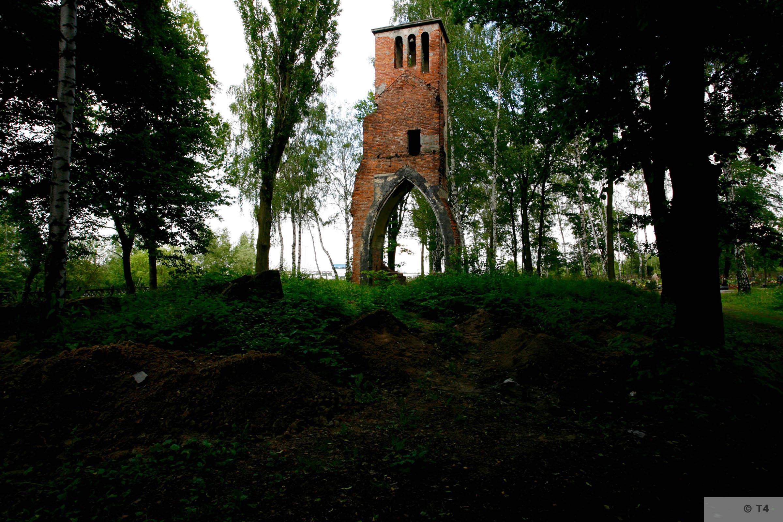 Former Gleiwitz crematorium. 2005 T4 5569