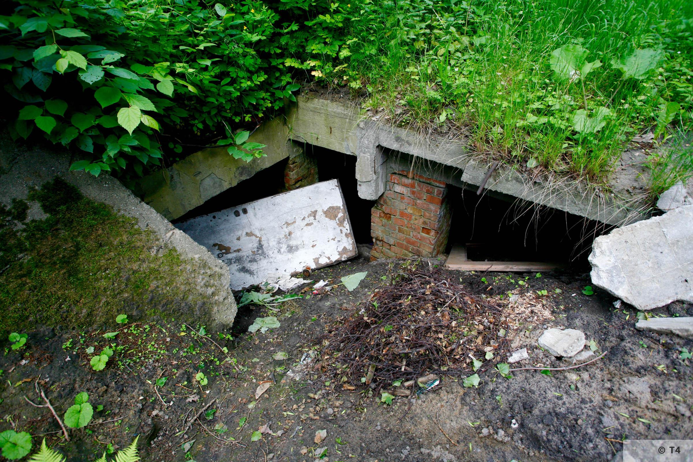 Former Gleiwitz crematorium. 2005 T4 5572