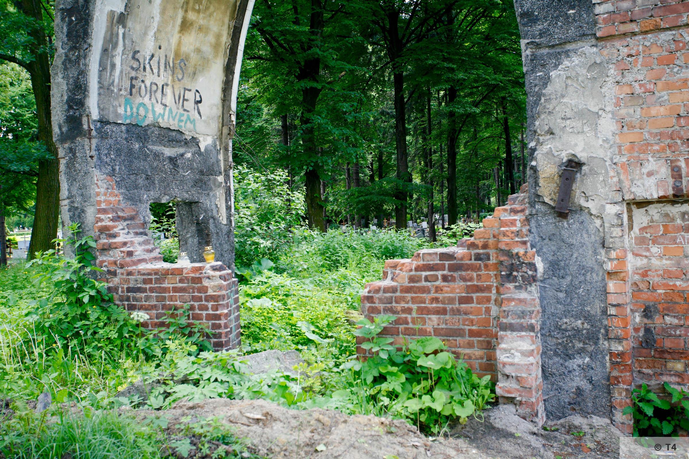 Former Gleiwitz crematorium. 2005 T4 5574