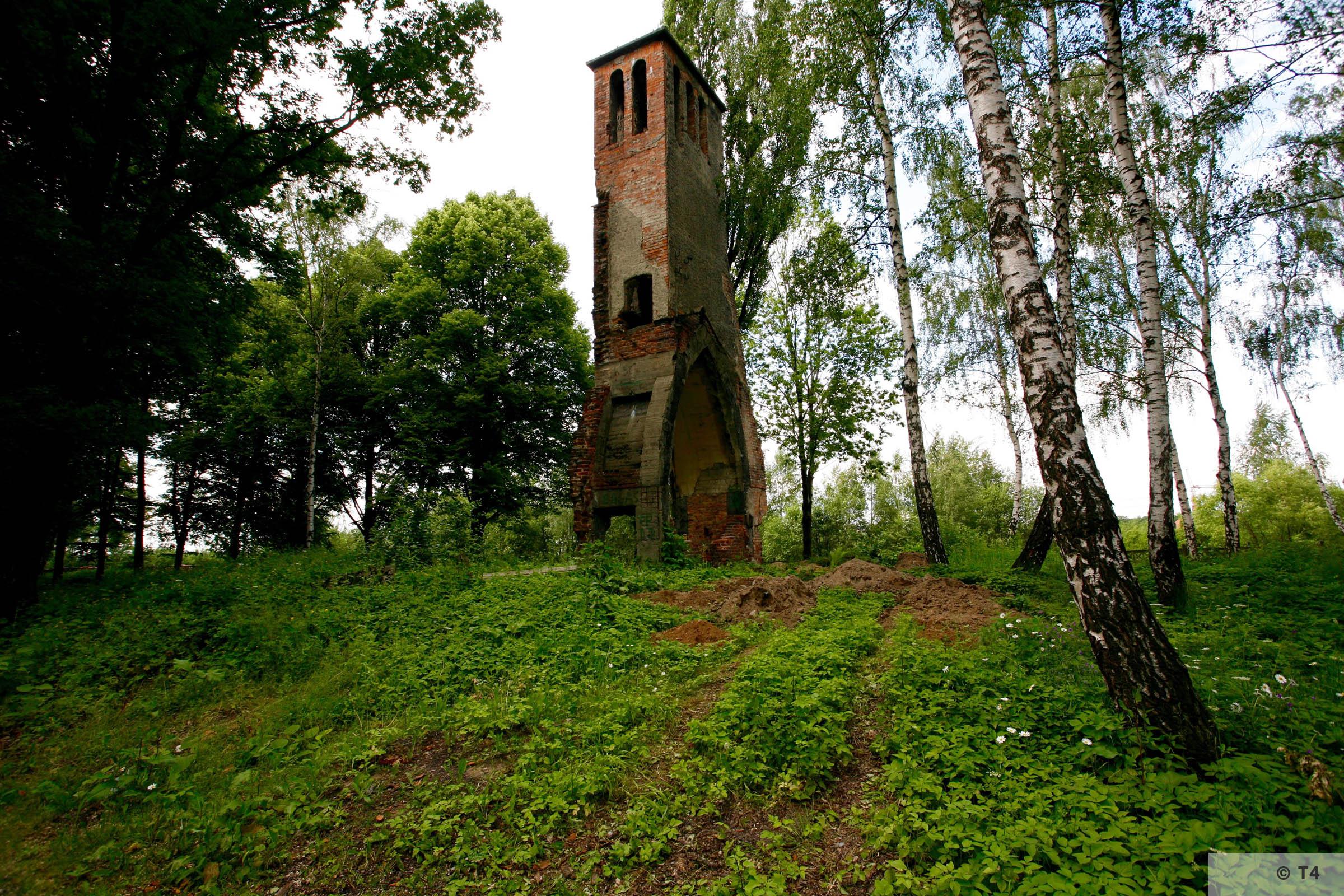 Former Gleiwitz crematorium. 2005 T4 5579