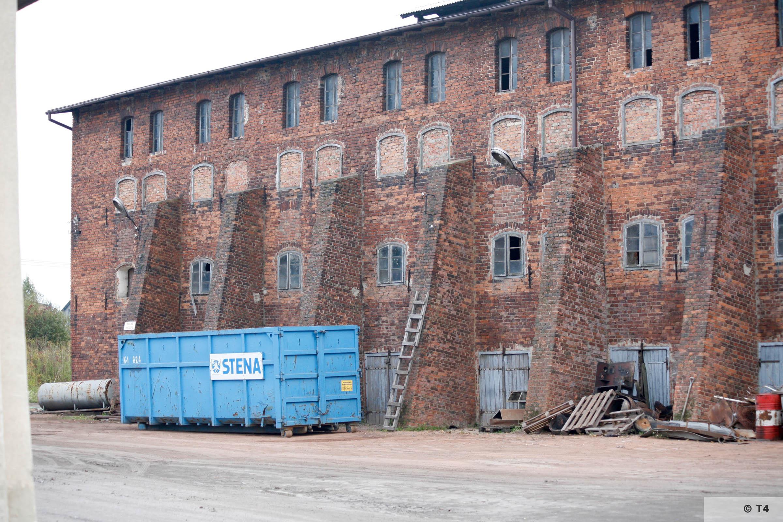 Former Hercer brickyard 2006 T4 3609