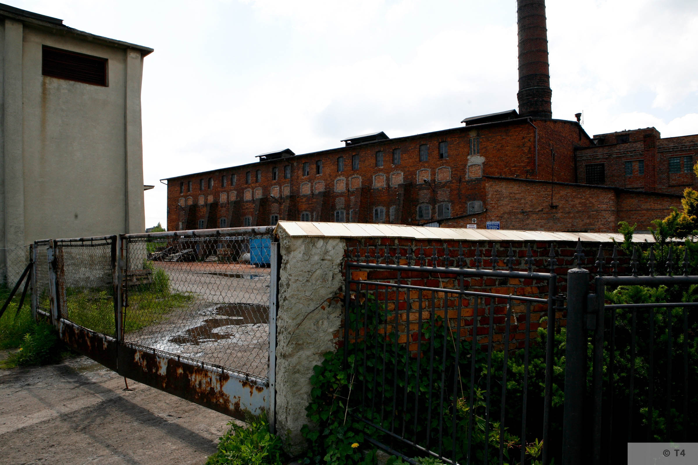 Former Hercer brickyard 2006 T4 6530