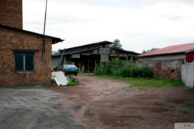 Former Hercer brickyard. 2006 T4 3598