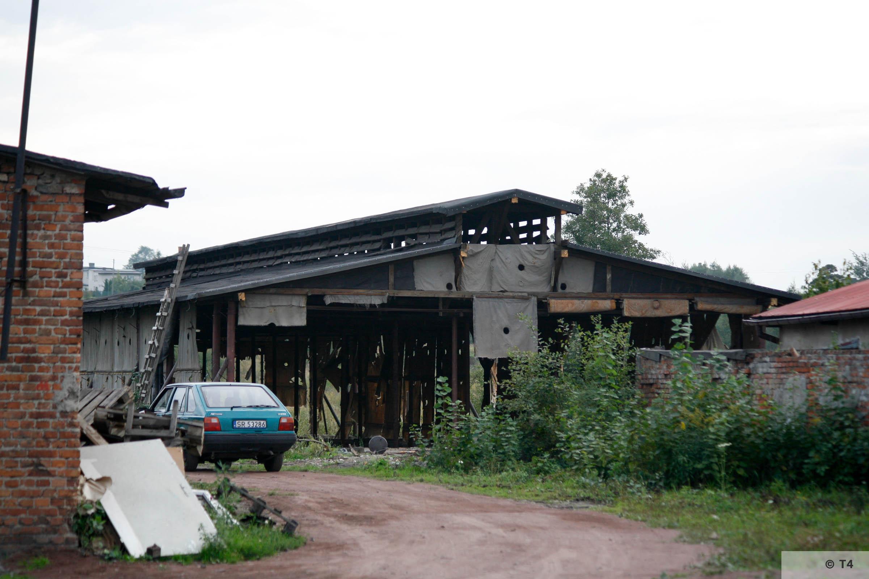 Former Hercer brickyard. 2006 T4 3600