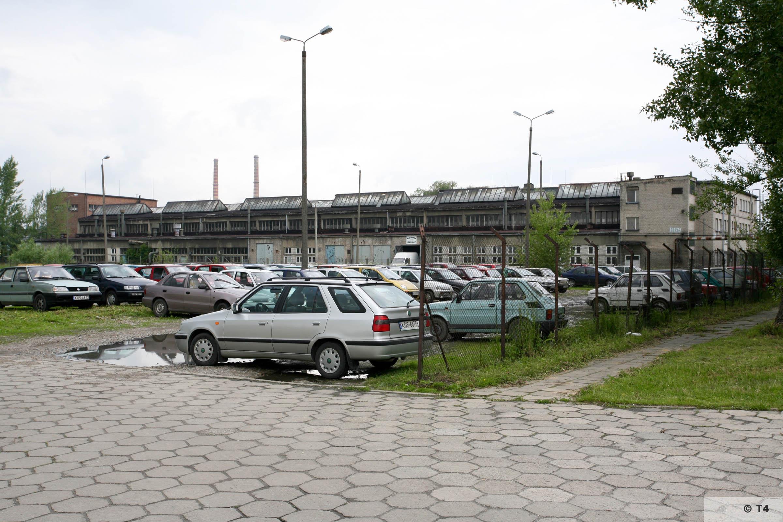 Former IG Farben Buna plant. 2006 T4 4802