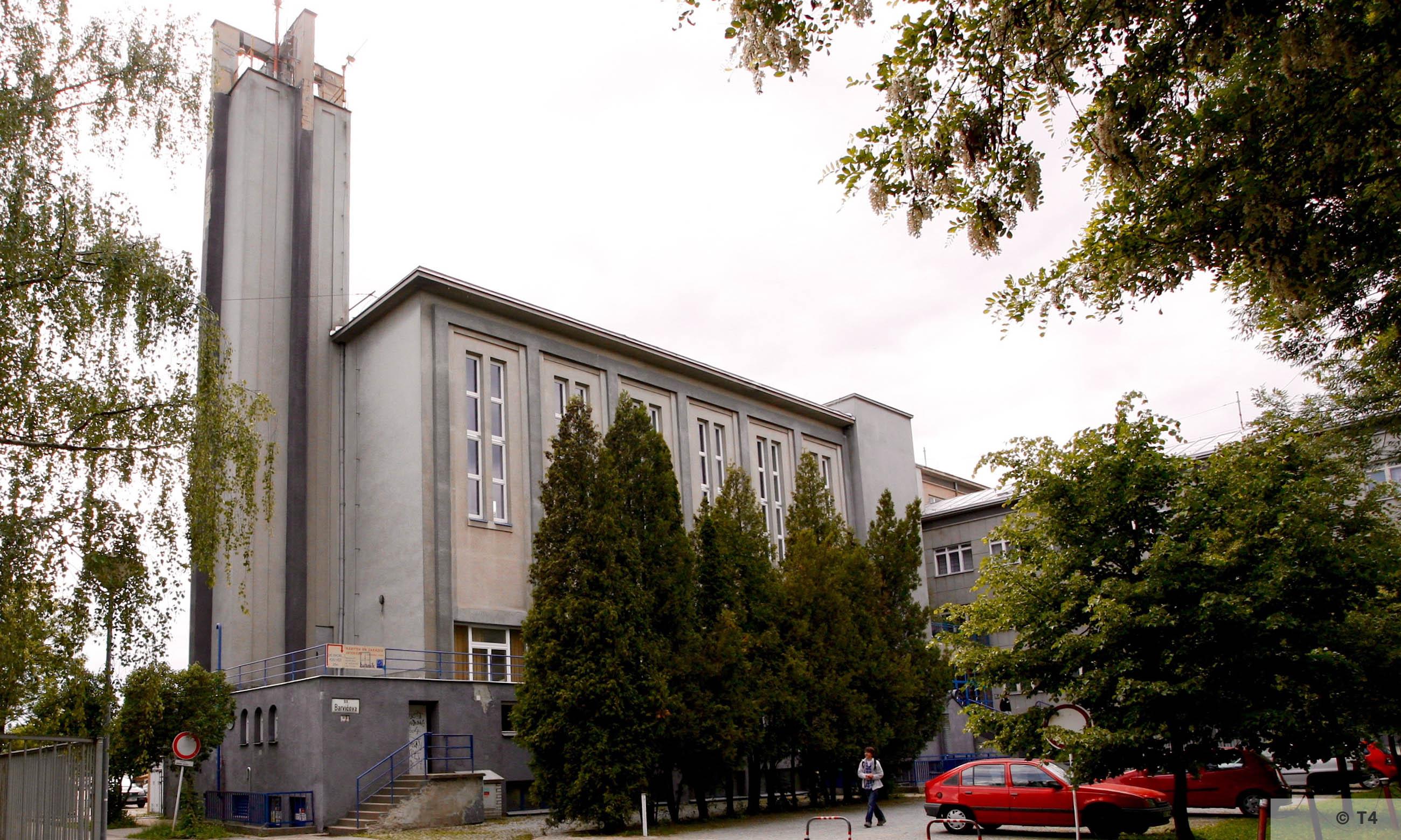 Former SS Technical Academy. 2006 T4 5779