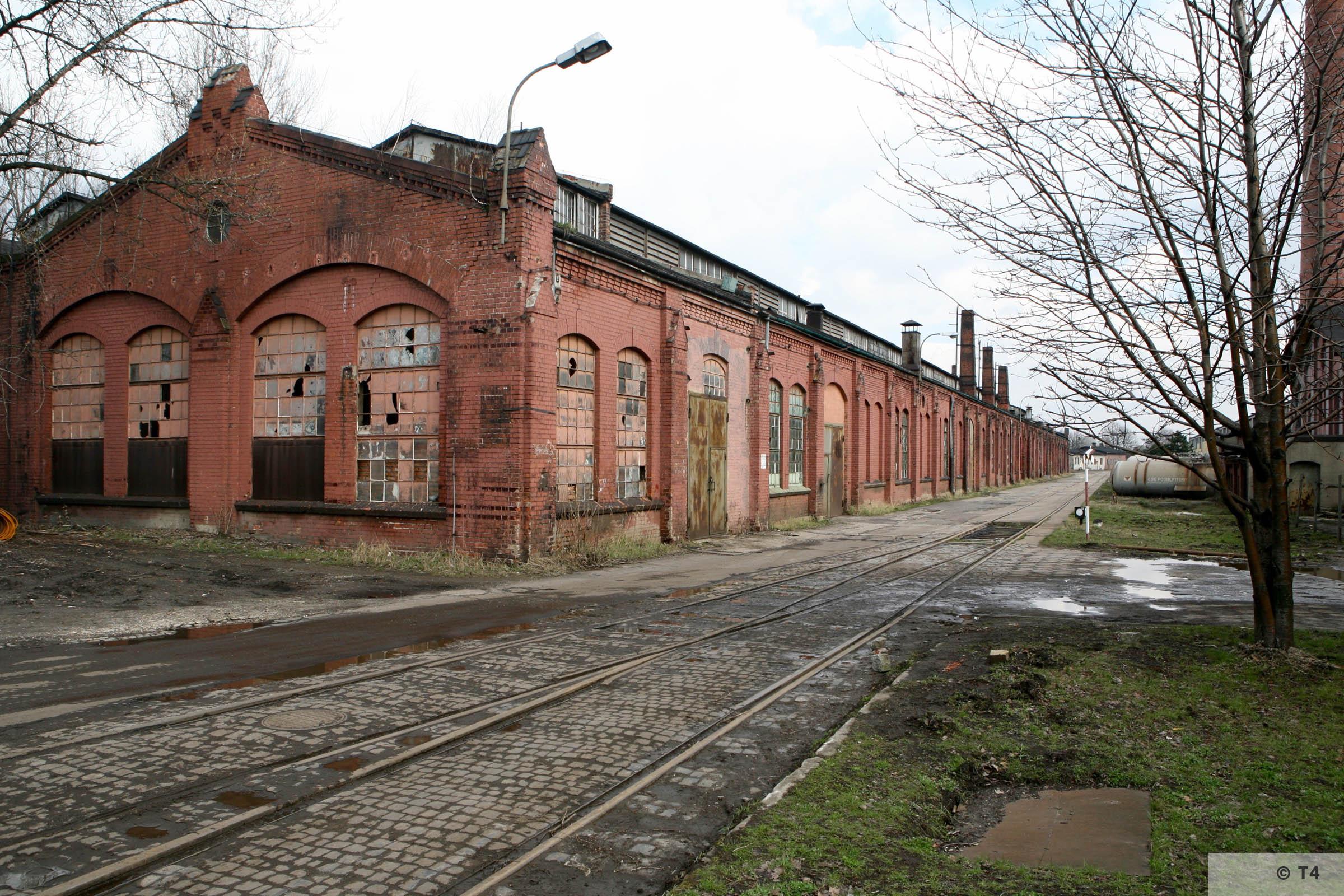 Former Wagenwerke. 2006 T4 5903