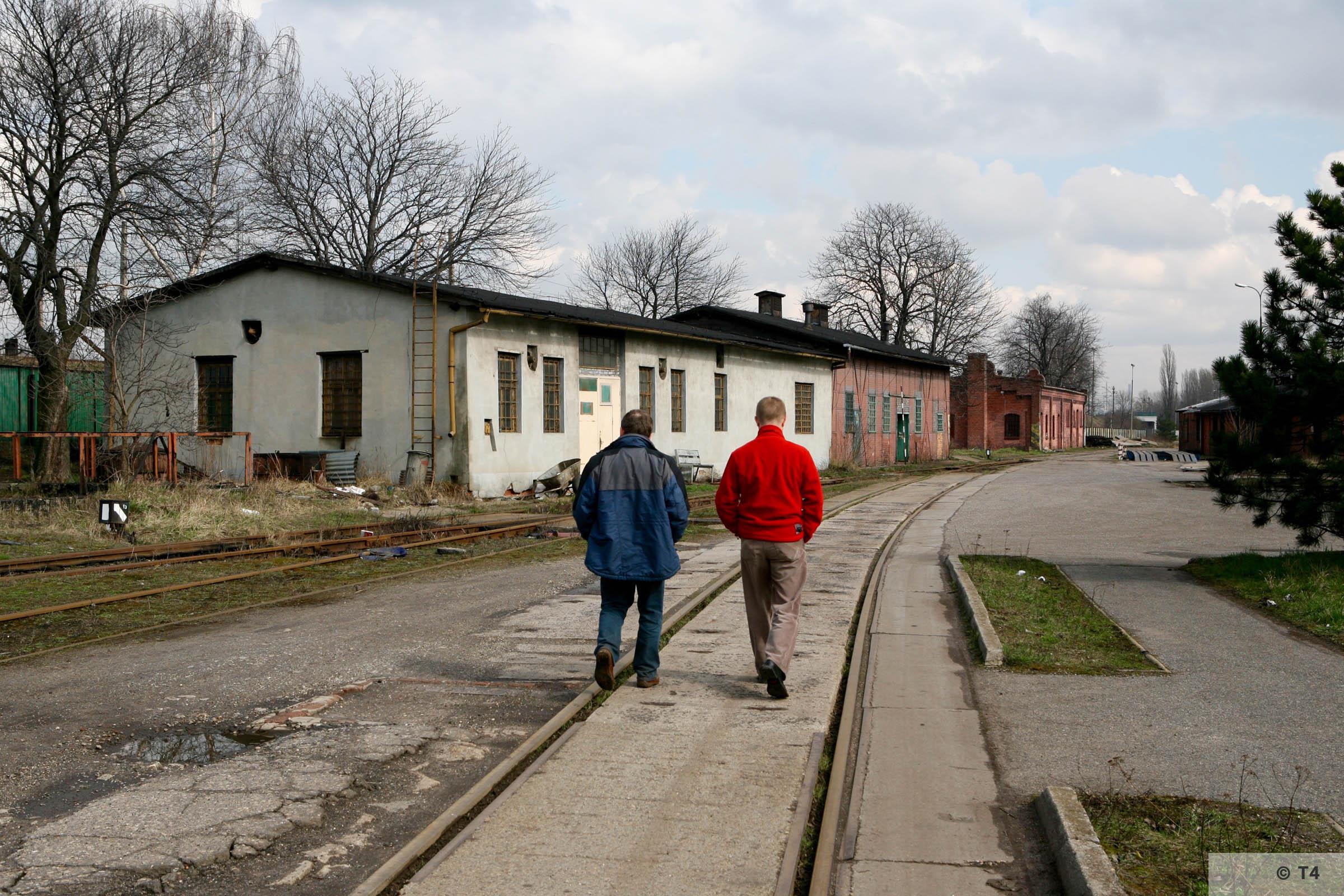 Former Wagenwerke. 2006 T4 5934