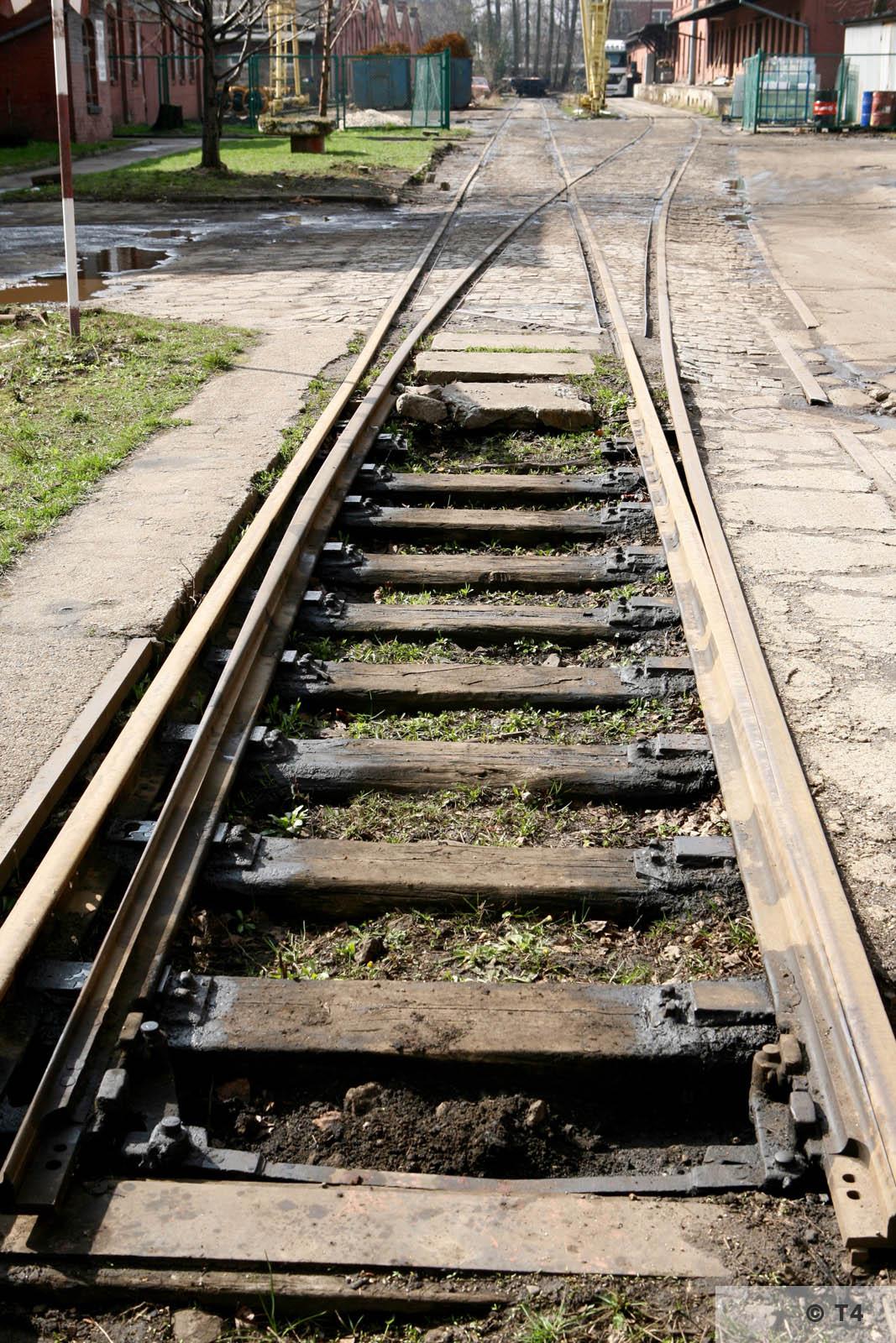Former Wagenwerke. 2006 T4 5974