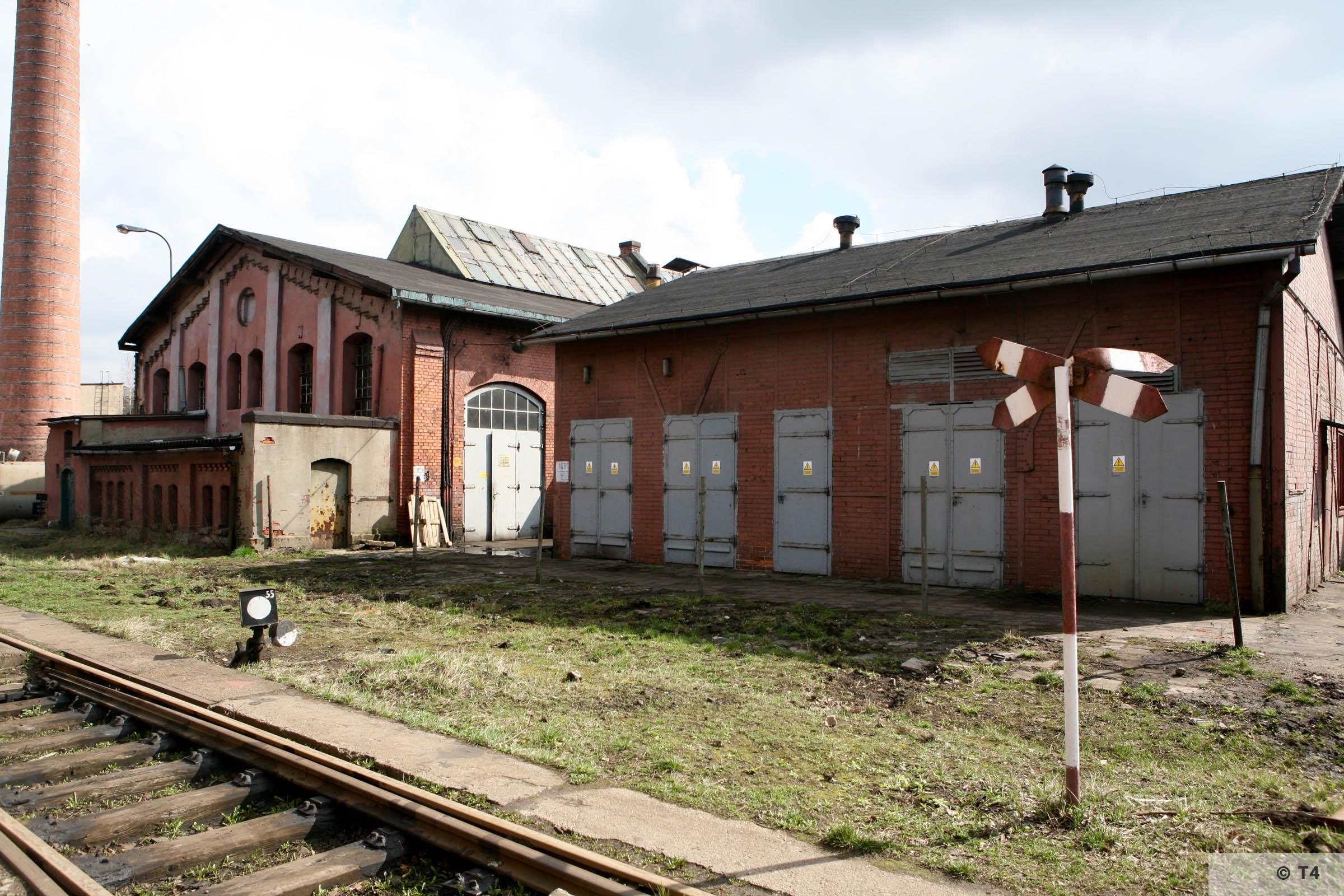 Former Wagenwerke. 2006 T4 5975