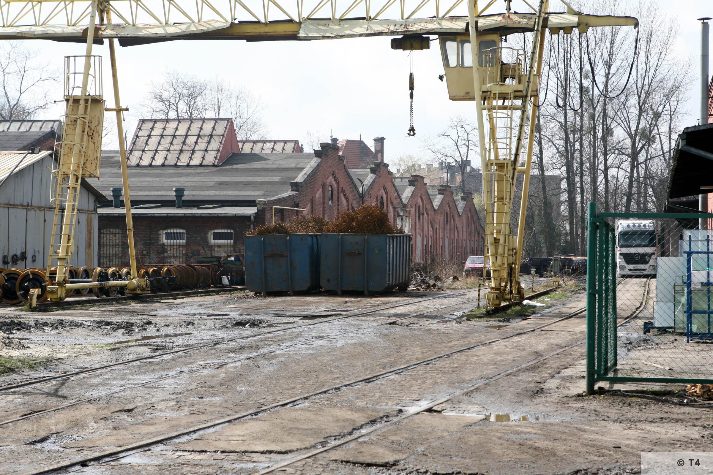 Former Wagenwerke. 2006 T4 5976