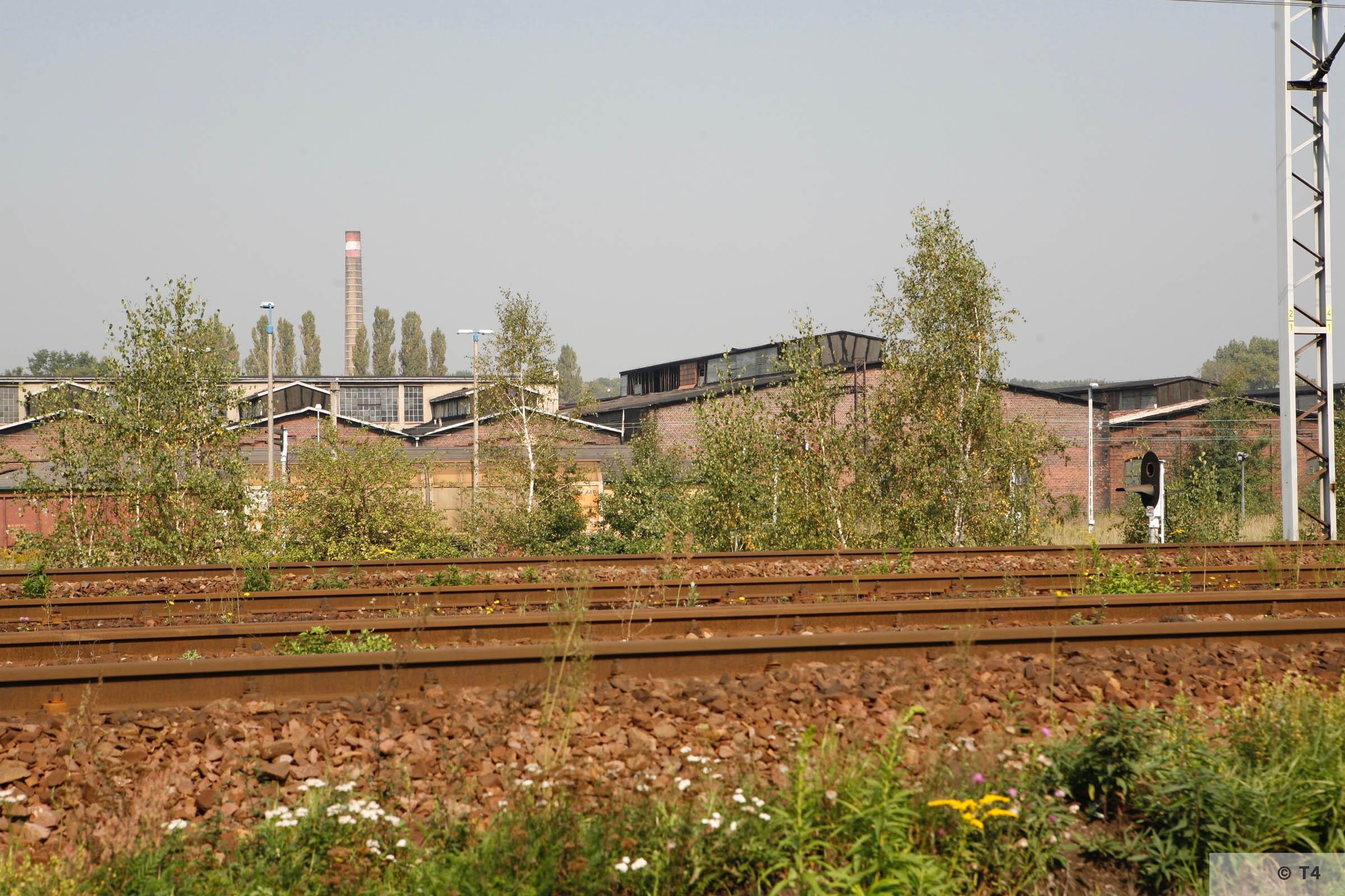 Former Wagenwerke. 2007 T4 1492
