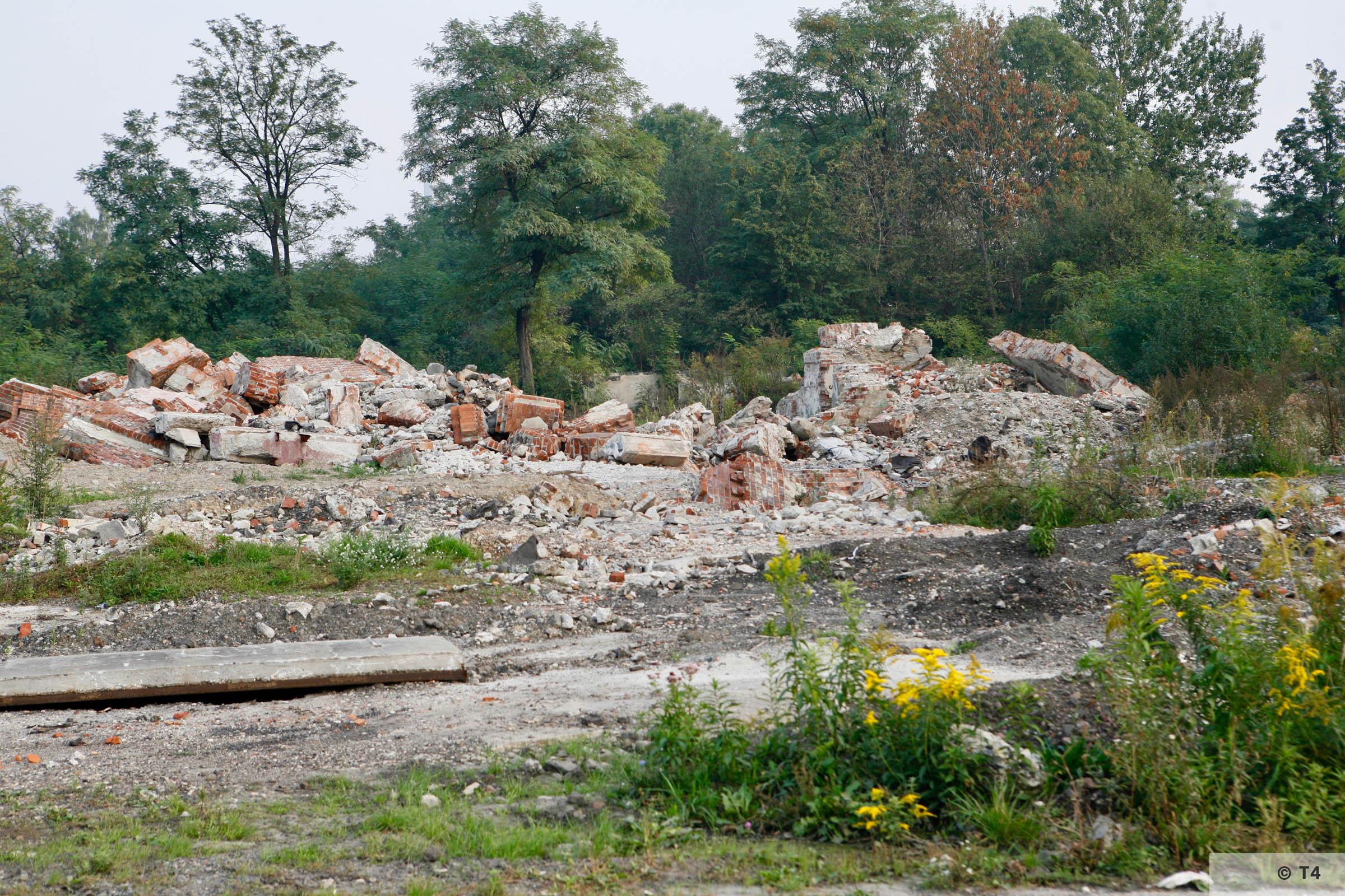 Former Zabrze steel works. 2006 T4 1563