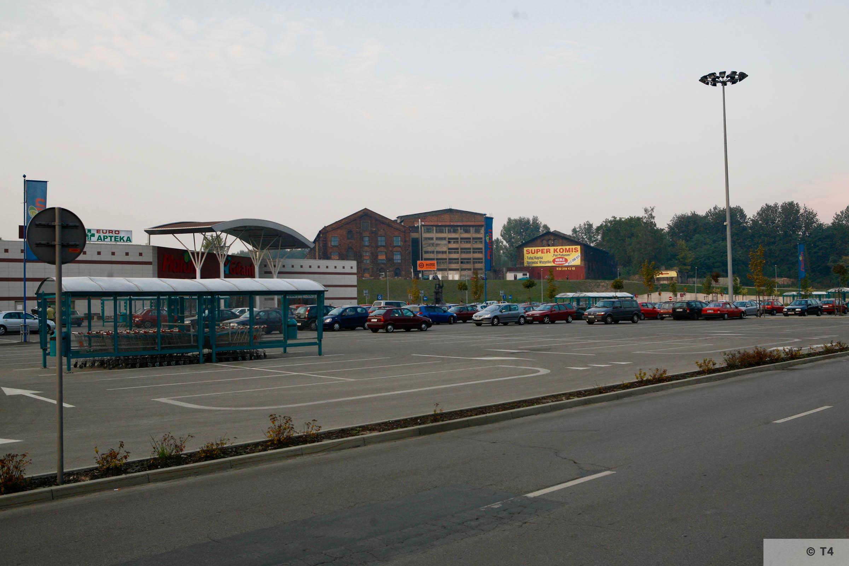 Former Zabrze steel works. 2006 T4 1570