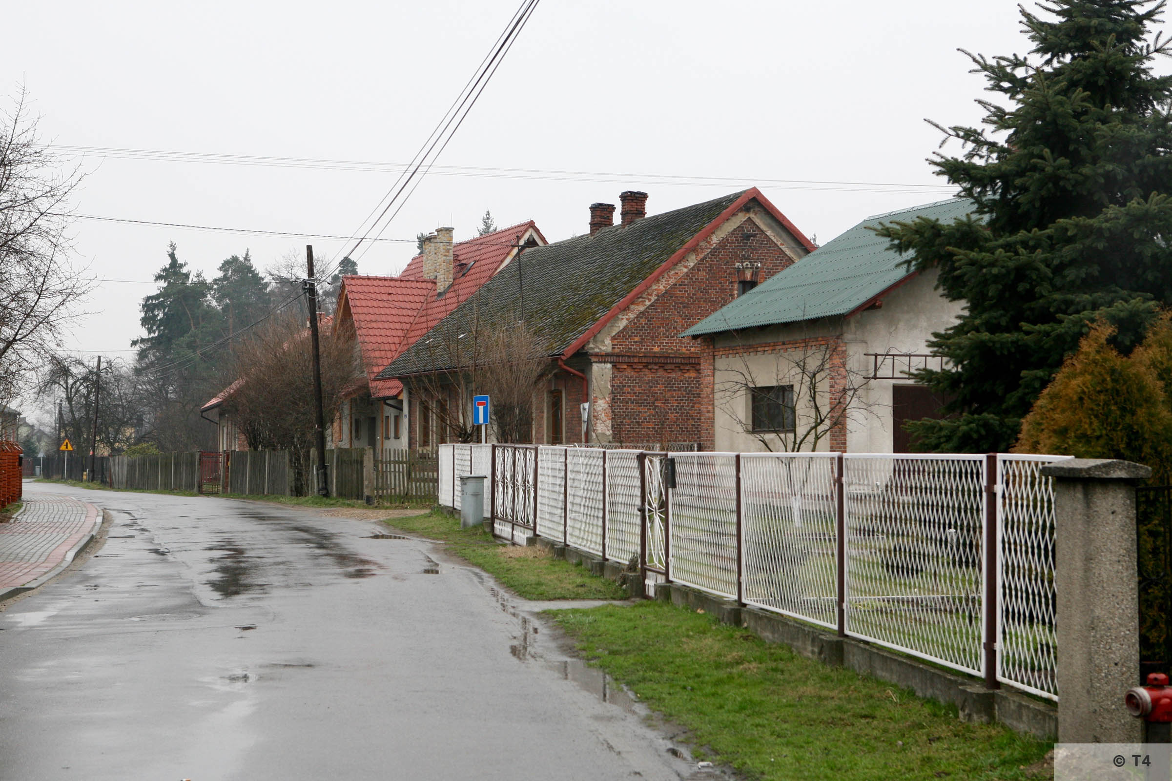 Former accomodation for SS guards. 2007 T4 3842