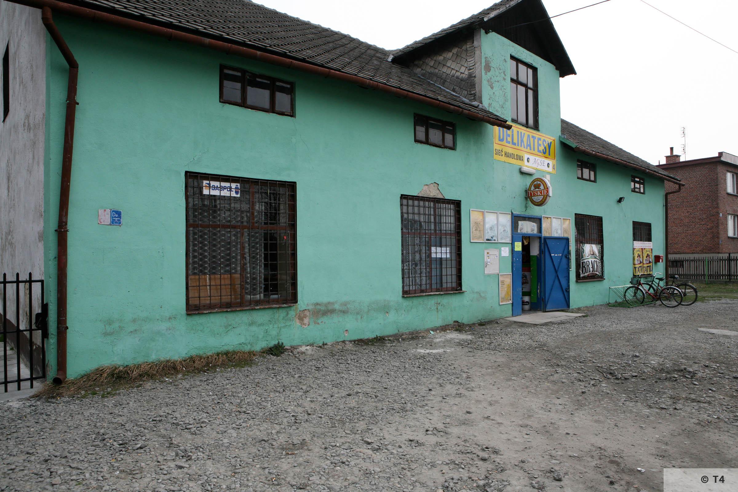 Former duck hatchery now a business premises. 2007 T4 3647