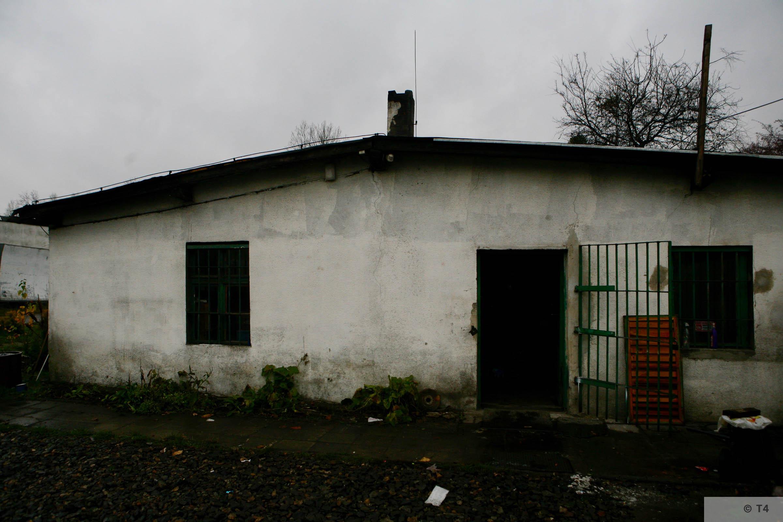 Former kitchen block sub camp Hindenburg. 2007 T4 3707