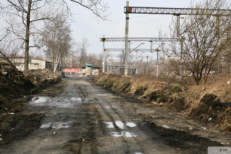 Former sub camp area 2007 T4 4232