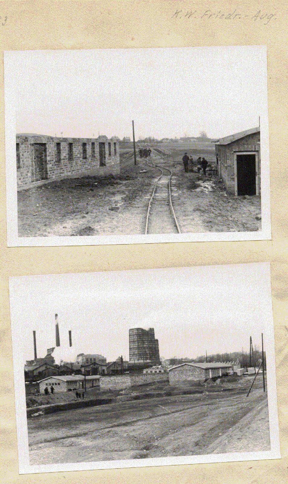 Friedrich-August mine and Kraftwerk Friedrich-August. Muzeum w Jaworznie