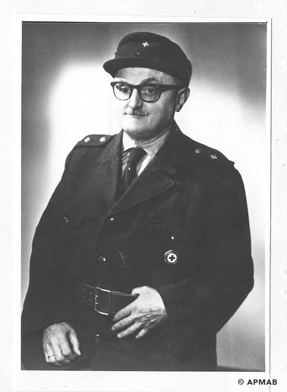 Fritz Wendler – former prisoner of Brünn. APMAB 19152