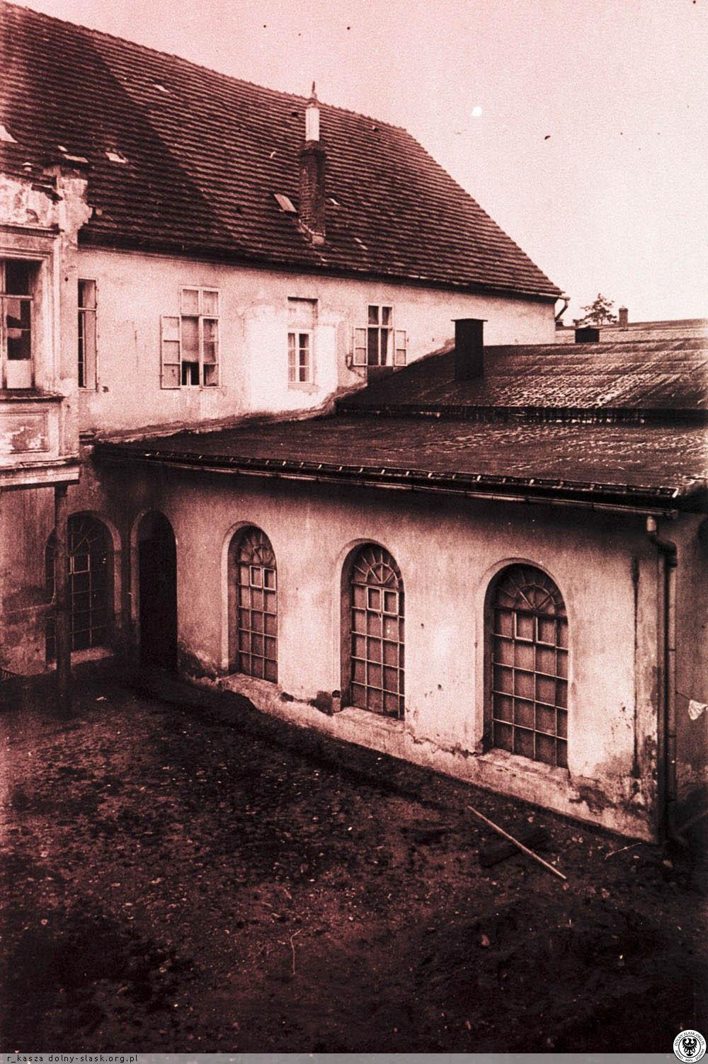 Frotex Building circa 1926. Polska.org.pl