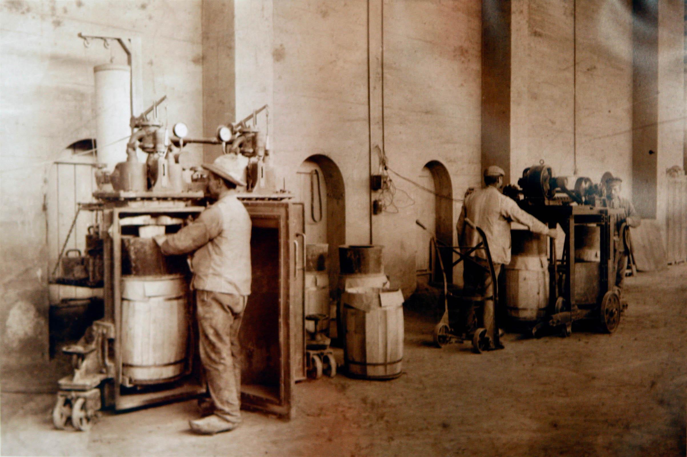 Goleszow cement factory pre 1939 1