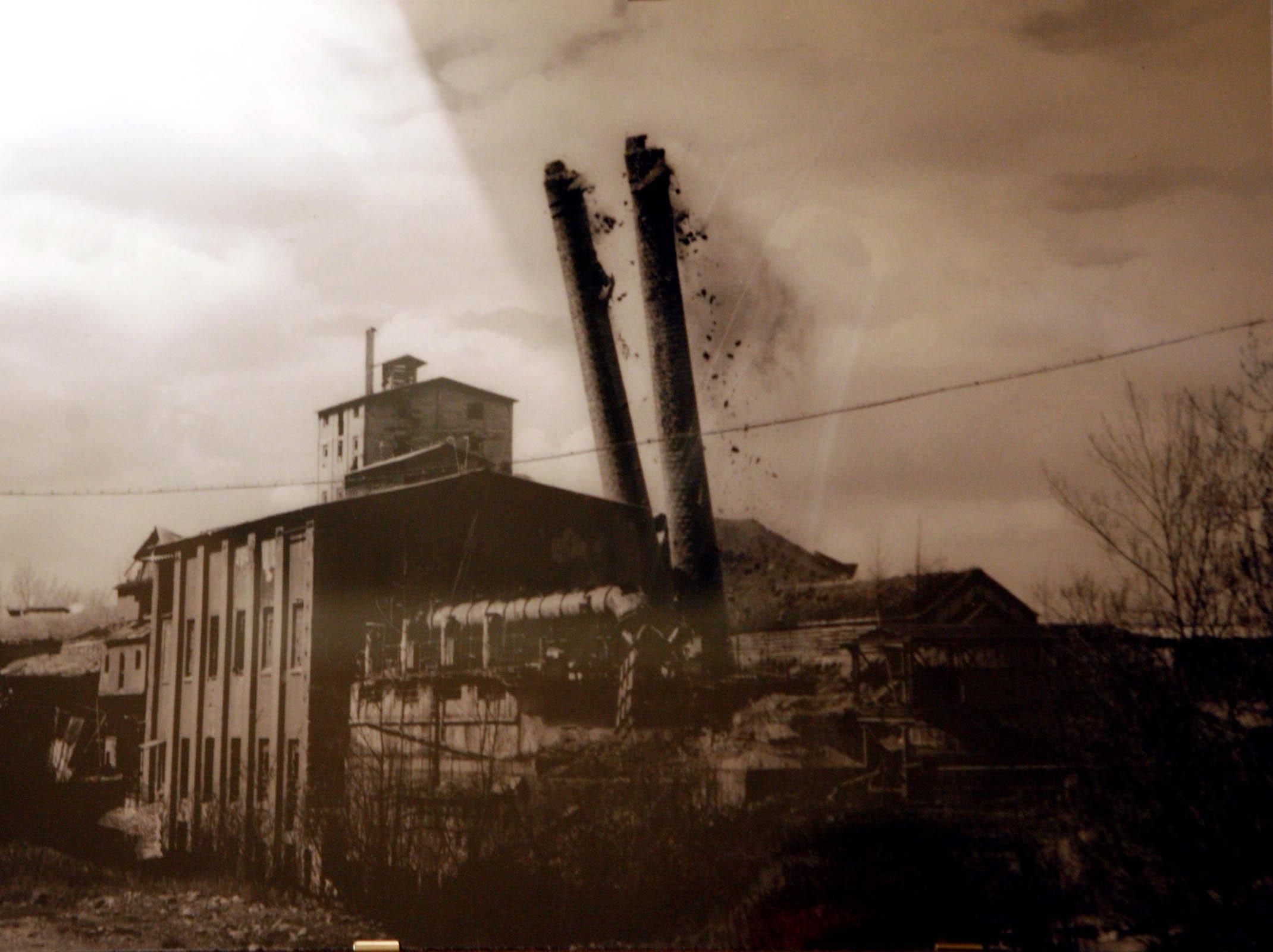 Goleszow cement factory pre 1939 4