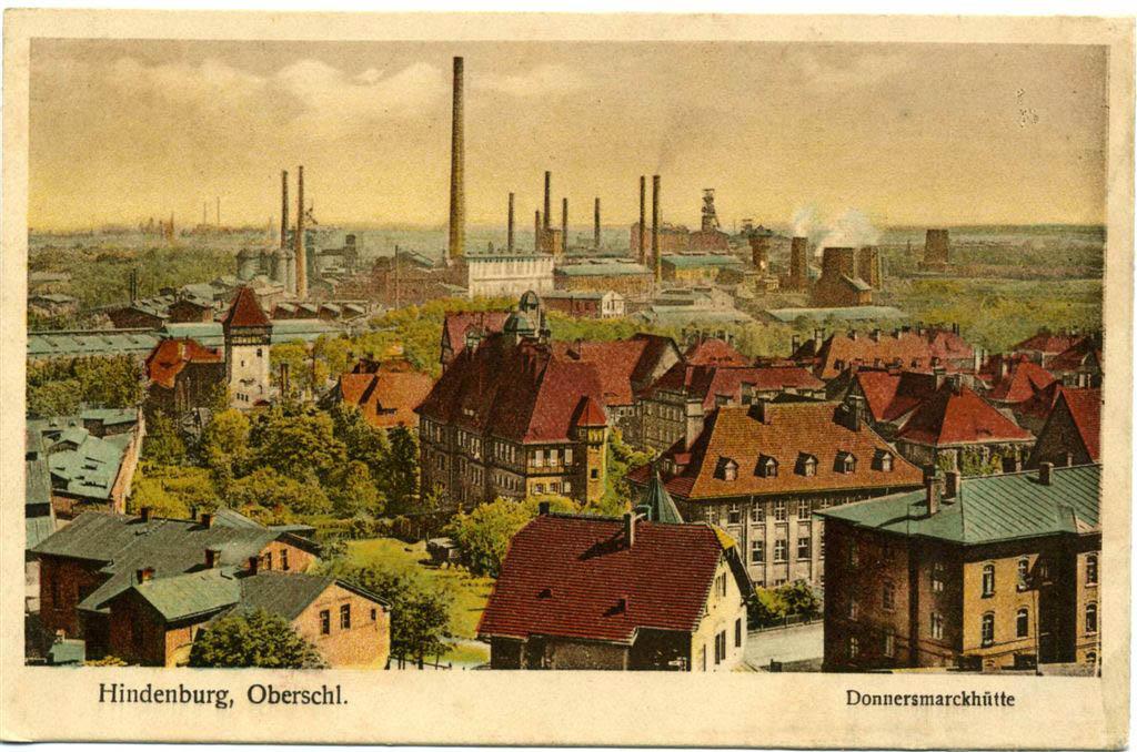 Hindenburg Donnersmarckhütte in colour. Andreas Dutkiwicz