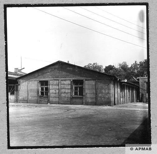 Hospital barrack. 1963 APMAB 4640