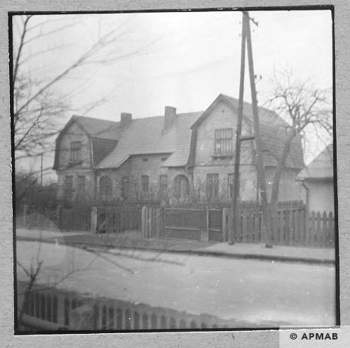 House of main commandant of Neu Dachs. 1959 APMAB 6477