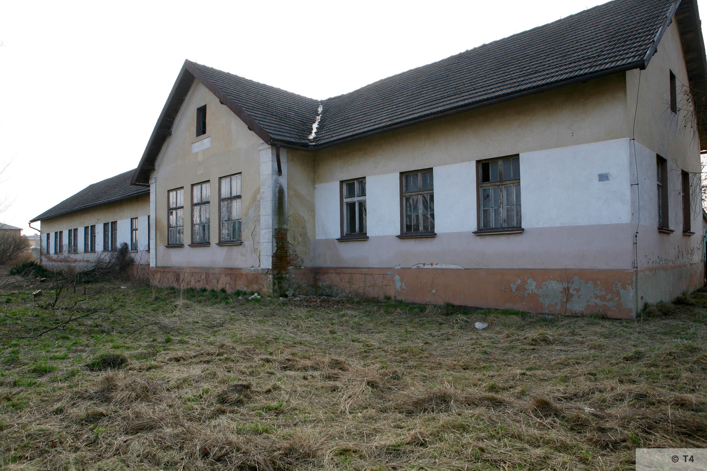 Hygiene Institut der Waffen SS laboratory in Rajsko. 2007 T4 3491