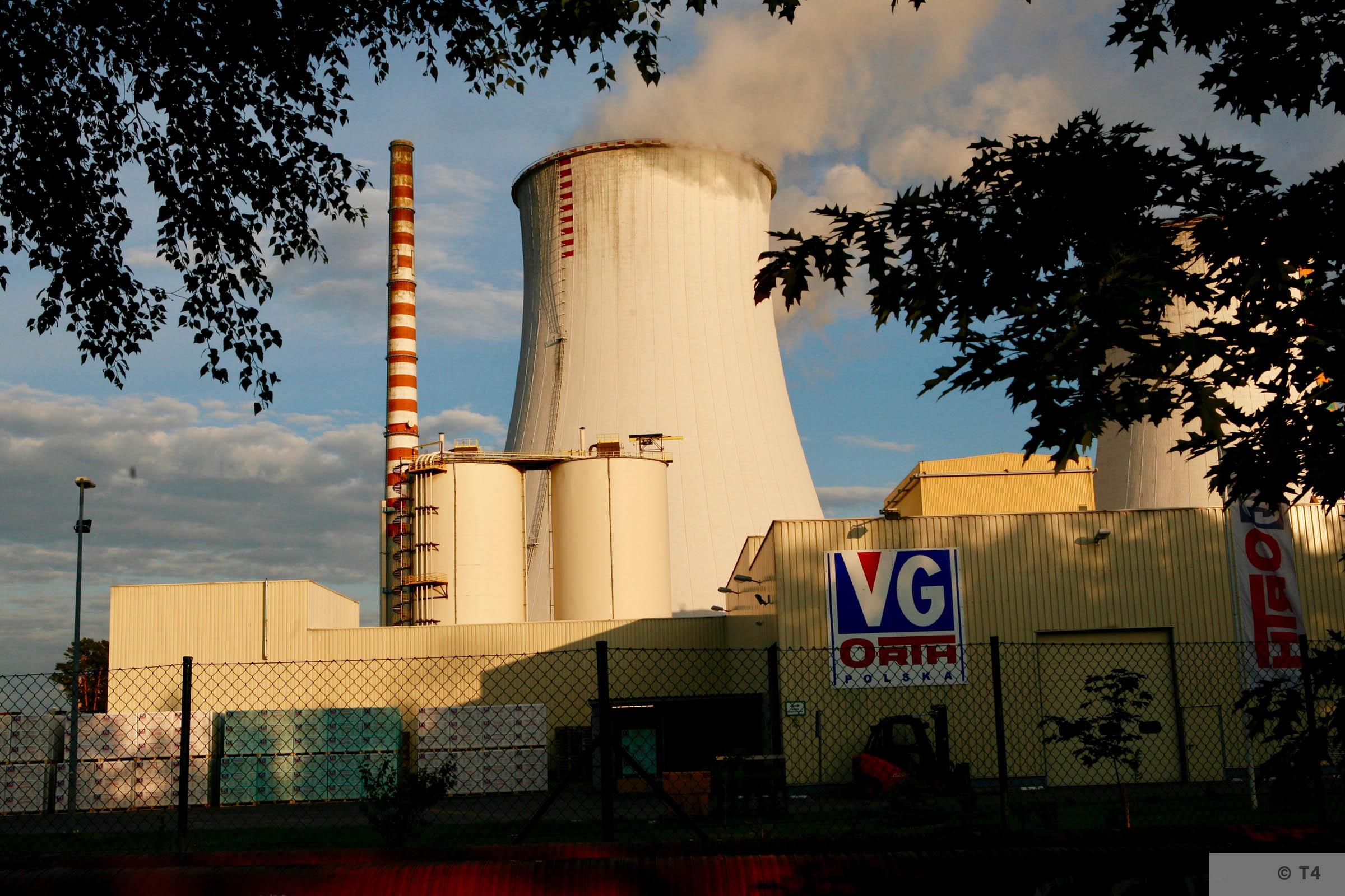 Jaworzno power station. 2007 T4 6432